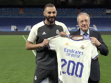 Benzema declara su amor por el Real Madrid y elige su mejor gol