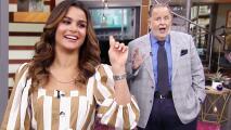 Clarissa le recomienda a Raúl que prepare el traje que usará para su boda con Vicente Saavedra