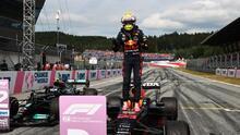 Max Verstappen se lleva el Gran Premio de Austria y 'Checo' Pérez es sexto