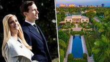 Así es la espectacular mansión de $24 millones que adquirió Ivanka Trump con su esposo en Florida