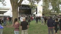 Arranca el festival de rock y heavy metal Aftershock que dará entretenimiento a más de 40,000 personas en Sacramento