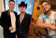 Con unas copas de más, Eduin Caz responde tras acusaciones de haberse robado una canción