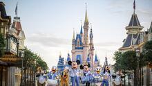 Disney se prepara para celebrar su 50 aniversario luego de un año afectado por el coronavirus