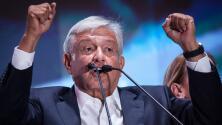 Acabar con la delincuencia y mejores leyes migratorias, las peticiones de los mexicanos en Dallas a López Obrador