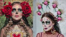 ¿Quieres lucir como una catrina? Estas son algunas ideas de maquillaje para el Día de Muertos