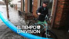 Persiste la vigilancia por inundaciones repentinas hasta la noche de este lunes