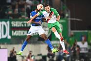 Gol de Onuachu da triunfo al Genk sobre Rapid Viena