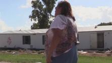 A un año del paso de Harvey, algunos residentes de La Grange no han recibido ayuda