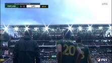 ¡MVP y leyenda! Argentino Diego Valeri entra a la cancha y llega a 300 partidos con Portland