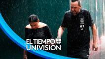 Posibilidad de lluvia ligera para la tarde de este jueves en Puerto Rico