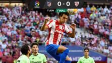 Héctor Herrera reaparece en Liga en empate del Atlético y Athletic Club