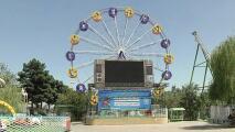 Era el parque temático más popular de Kabul, pero ahora muy pocos se atreven visitarlo por temor a los talibanes
