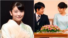 La princesa Mako dejará su residencia imperial para vivir con su esposo en un apartamento en Nueva York