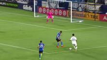 22 under 22: Efraín Álvarez suma experiencia en LA Galaxy, el club más ganador de la MLS.