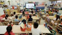 Covid-19: Más de un millón de niños regresan a clases presenciales en Nueva York
