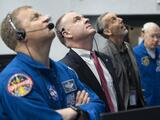 Suspenden el lanzamiento del primer cohete tripulado desde Estados Unidos luego de casi una década