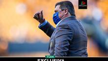 Herrera considera que su estilo ya 'enamora' a afición de Tigres