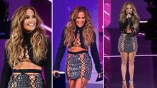 """""""Arriesgado"""", """"sorprendente"""": el vestido de JLo en los MTV VMA's del que todos hablan"""