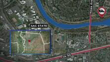 Estudiante de la Universidad Estatal de Sacramento denuncia que un hombre la golpeó e intentó llevarla a una zona con arbustos