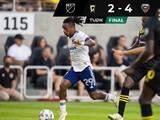 Yordy Reyna se reencuentra con los goles en triunfo de DC en Columbus