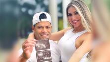 De telenovela: futbolista brasileño Hulk espera una hija con la sobrina de su exesposa