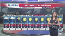 Alerta del tiempo: inicio de semana lluvioso en Arizona, con probabilidad de inundaciones