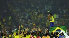 ¡Increíble! Cafú adopto su apodo gracias a otro brasileño