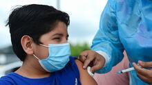 Expectativa entre padres de familia por la posible aprobación de la vacuna de Pfizer para niños entre 5 y 11 años