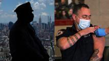 Covid-19: Nueva York está considerando el mandato de vacunación para policías y bomberos