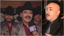 Así reaccionaron Los Tucanes de Tijuana cuando Lupillo Rivera les canceló a última hora