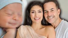 Carlos Calderón y Vanessa Lyon nos enamoraron con la tierna sesión de fotos con su pequeño León