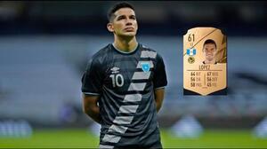 ¡Orgullo chapín! Chucho López, representante de Guatemala en FIFA 22