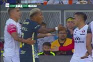 A Roger Martínez le disgustó que Aldo Rocha se enfrascara con canterano