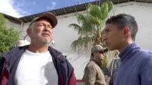 Tenían permiso de trabajo en EEUU y huyeron por temor a la deportación, ahora regresan con la caravana