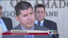 Reducen cargos contra alcalde de Stockton