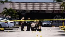 """""""Fue una ráfaga de tiros grande"""": esto es lo que se sabe del tiroteo masivo en un concierto en Miami"""