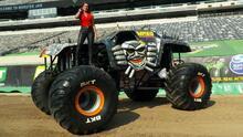 Monster Jam: Damaris Diaz llegó con todos los detalles de este espectacular evento familiar en Nueva Jersey