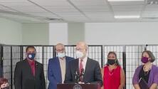 Kensington: Wolf visita el epicentro de la crisis de opioides en Filadelfia