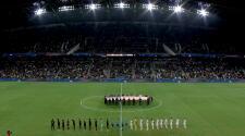 Emotivo homenaje a las víctimas del 11 de septiembre en el LAFC vs. Real Salt Lake