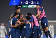 ¡Campanada! Porto elimina a CR7 y Juventus y clasifica a Cuartos de Champions