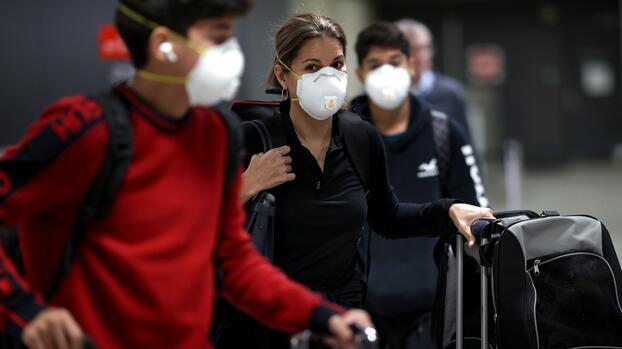 EEUU pedirá prueba de vacunación a extranjeros que viajen al país a partir de noviembre