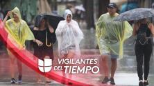 Prepárate para una noche de domingo con lluvias y probabilidad de tormentas eléctricas en Miami