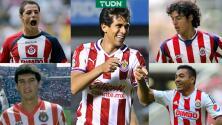 De Vela a Macías, pasando por Chicharito... jugadores de Chivas a Europa