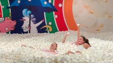 Candytopia: exhibición interactiva para redes sociales ahora en Houston