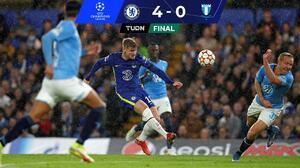 Chelsea pasa caminando sobre Mälmo, pero Lukaku sale lesionado