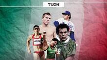 Recordamos el día de la Bandera con los atletas mexicanos más destacados
