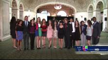 Becados de HACER celebran sus triunfos estudiantiles