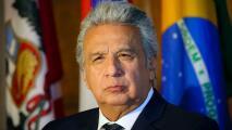Así fue el último día de Lenín Moreno como presidente de Ecuador