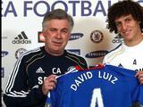 Ancelotti quiso llevar a David Luiz al Real Madrid tras salida de Sergio Ramos