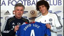 David Luiz pudo ser el sustituto de Sergio Ramos en el Real Madrid